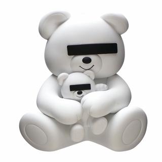 アンダーカバー(UNDERCOVER)の新品未開封 VCD UNDERCOVER BEAR WHITE(その他)