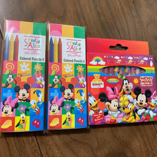 ディズニー(Disney)の専用☆クーピー クレヨンセット(クレヨン/パステル)