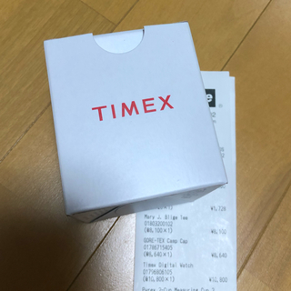 supreme timex 時計 シルバー タイメックス