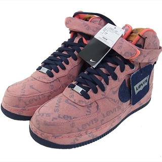 ナイキ(NIKE)のNIKE × Levi's  AIR FORCE 1 HIGH(スニーカー)