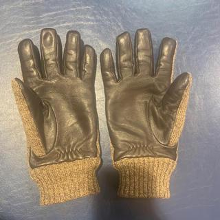 ビームス(BEAMS)のタッチパネル対応手袋(手袋)