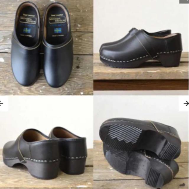dansko(ダンスコ)のMOHEDA TOFFELN モヘダトフェール  サボ 37 レディースの靴/シューズ(ローファー/革靴)の商品写真