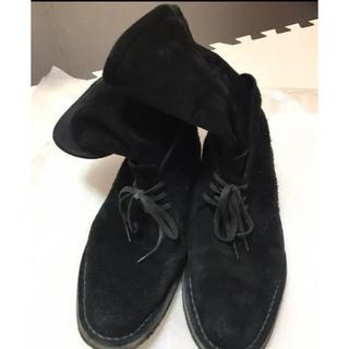 ミハラヤスヒロ(MIHARAYASUHIRO)のミハラヤスヒロ  スニーカー/ブーツ  黒/ブラック(スニーカー)