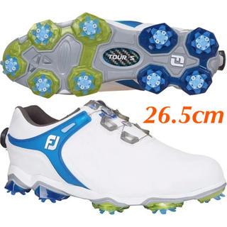 フットジョイ(FootJoy)の⭐️新品税込◆Foot Joy◆TOURS Boa◆ゴルフシューズ◆26.5cm(シューズ)
