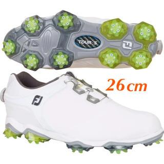 フットジョイ(FootJoy)の⭐️新品税込◆Foot Joy◆TOURS Boa◆ゴルフシューズ◆26cm(シューズ)