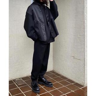 ラッドミュージシャン(LAD MUSICIAN)のLAD MUSICIAN short big liner coat(ブルゾン)