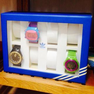 アディダス(adidas)のadidas 腕時計 box(その他)