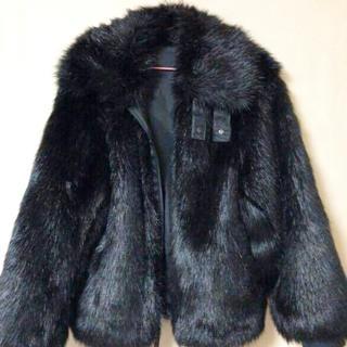 アンブッシュ(AMBUSH)のLen'shop様専用 ナイキ × アンブッシュ ファーコート(毛皮/ファーコート)