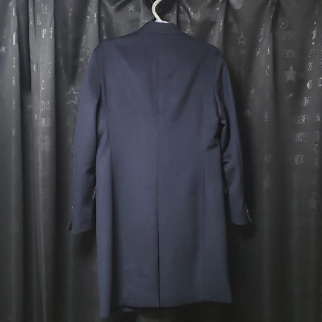KATHARINE HAMNETT(キャサリンハムネット)のKATHARINE HAMNETT チェスターコート メンズのジャケット/アウター(チェスターコート)の商品写真
