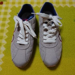 ディズニー(Disney)のディズニー シューズ(靴) 25.0cm/EE(スニーカー)