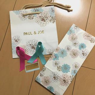 ポールアンドジョー(PAUL & JOE)のPaul & JOE ラッピングバッグ(ラッピング/包装)