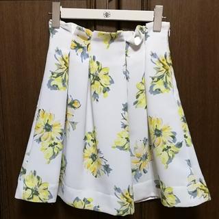 MERCURYDUO - マーキュリーデュオ 水彩フラワースカート