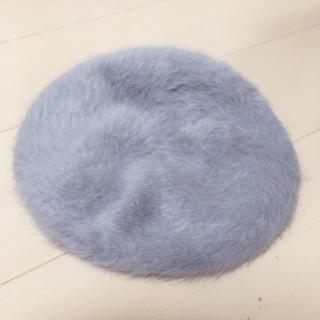 アーバンリサーチ(URBAN RESEARCH)のファー ベレー帽(ハンチング/ベレー帽)
