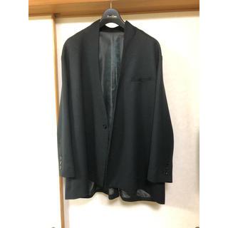 ヨウジヤマモト(Yohji Yamamoto)のka na ta 10years jacket(ノーカラージャケット)