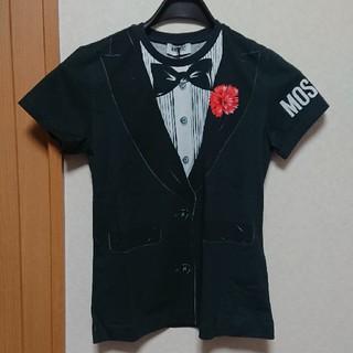 モスキーノ(MOSCHINO)の新品未使用品 MOSCHINO モスキーノ Tシャツ (Tシャツ(半袖/袖なし))