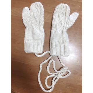 ビームスボーイ(BEAMS BOY)のBEAMSBOY ミトン 手袋 (手袋)