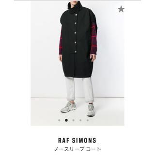 ラフシモンズ(RAF SIMONS)のラフシモンズ  RAF SIMONS  (チェスターコート)
