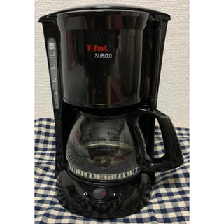 T-fal - T-fal コーヒメーカー SURITO ブラック