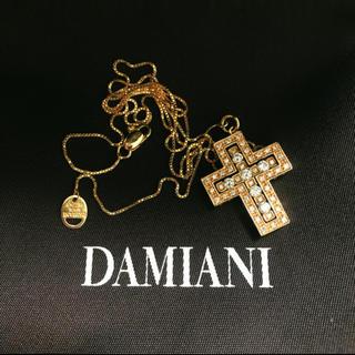 ダミアーニ(Damiani)の鑑定済み 定価91万 ダミアーニ ペルエポック ピンクゴールド S(ネックレス)
