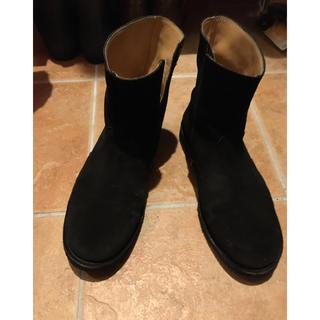 ユナイテッドアローズ(UNITED ARROWS)のユナイテッドアローズのスエードブーツ(ブーツ)