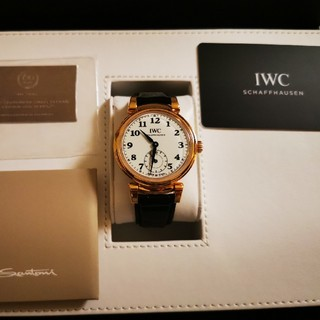 インターナショナルウォッチカンパニー(IWC)の IWC ダヴィンチ 150イヤーズ 18Kレッドゴールド(腕時計(アナログ))