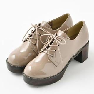 ナイスクラップ(NICE CLAUP)のnice clap レースアップシューズ(ローファー/革靴)