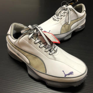 プーマ(PUMA)のプーマ レディース ゴルフシューズ23cm(シューズ)