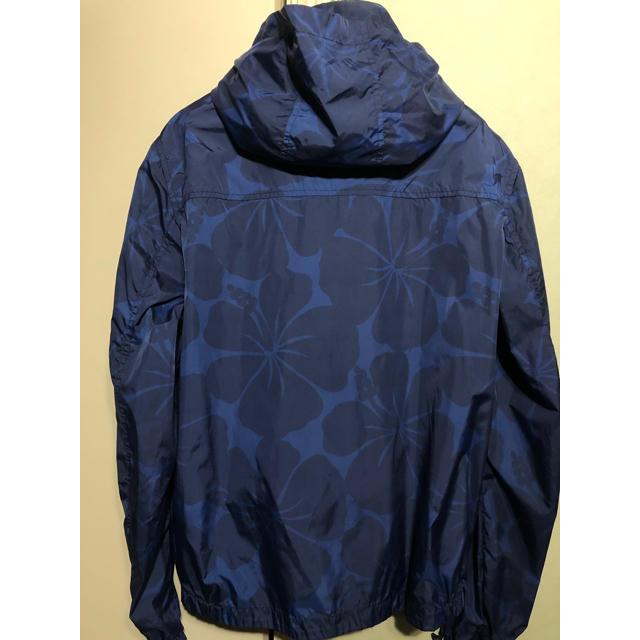 MONCLER(モンクレール)のMoncler Lyon ナイロンジャケット モンクレール 花柄 パーカー メンズのジャケット/アウター(ナイロンジャケット)の商品写真