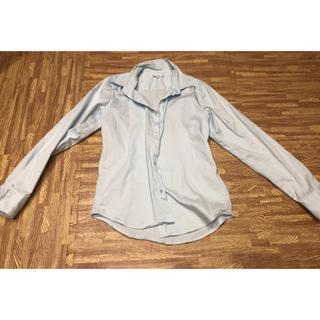 インプ(imp)のimp シャツ メンズ ブルーのお色味 Lサイズ(シャツ)