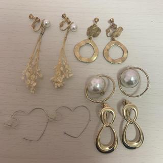 アネモネ(Ane Mone)のイヤリング earring (イヤリング)