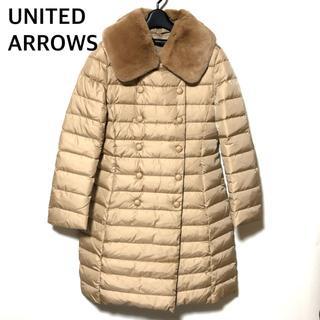 ユナイテッドアローズ(UNITED ARROWS)のユナイテッドアローズ ダウンコート 40/UNITED ARROWS レッキス(ダウンコート)