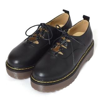 ダブルクローゼット(w closet)のw closet ギリーマーチン(ローファー/革靴)