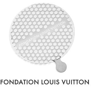 ルイヴィトン(LOUIS VUITTON)の【新品・未使用】パリ限定☆ FONDATION LOUIS VUITTON 手鏡(ミラー)