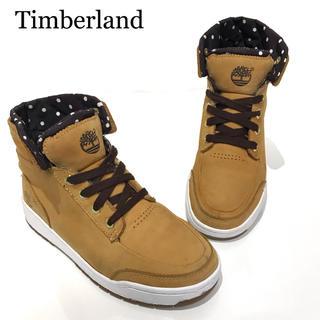 ティンバーランド(Timberland)の【Timberland】約22.0cm ブーツ レディース キャメル(ブーツ)