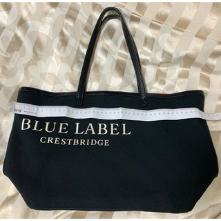 ブラックレーベルクレストブリッジ(BLACK LABEL CRESTBRIDGE)のトートバッグ(トートバッグ)