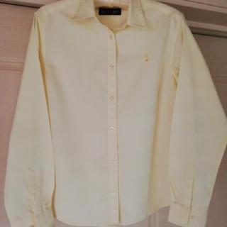 イーストボーイ(EASTBOY)の制服 Yシャツ イエロー(シャツ/ブラウス(長袖/七分))
