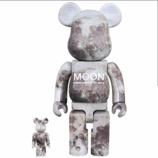 メディコムトイ(MEDICOM TOY)のBE@BRICK MOON LANDING MY FIRST SPACEセット(その他)