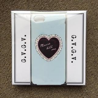 ジーヴィジーヴィ(G.V.G.V.)のg.v.g.v.  iPhoneケース(モバイルケース/カバー)