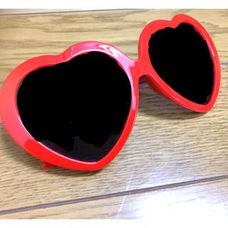 ジャニーズウエスト(ジャニーズWEST)のサングラス(赤)(サングラス/メガネ)