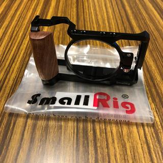 ソニー(SONY)のSmallrig RX100M7/6用ケージ(コンパクトデジタルカメラ)