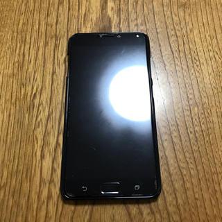 エイスース(ASUS)のZenFone 4 Max Pro ネイビーブラック(スマートフォン本体)