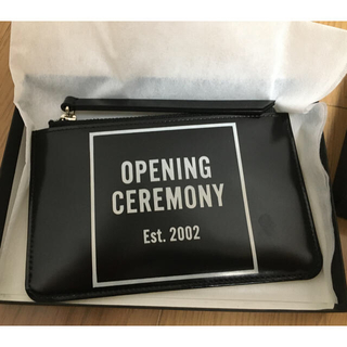 オープニングセレモニー(OPENING CEREMONY)のopening ceremony mini pouch (ポーチ)