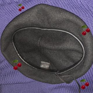 WEGO - マチアリベレー帽