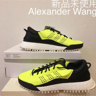 アレキサンダーワン(Alexander Wang)の【新品未使用】adidas×Alexander Wang AW HIKE LO(スニーカー)