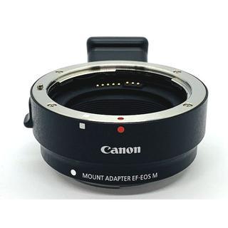 キヤノン(Canon)の★キヤノン Canon ★EF-EOS M マウントアダプター ミラーレス(その他)
