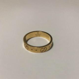 グッチ(Gucci)のGUCCI 18K リング 最終値下げ(リング(指輪))