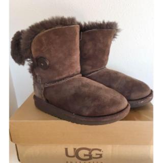 アグ(UGG)のUGG ムートンブーツ 17.5センチ アグ(ブーツ)