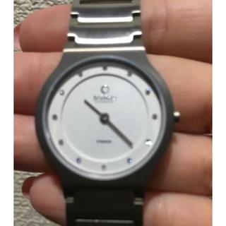 スカーゲン(SKAGEN)のデンマーク製 時計(腕時計)