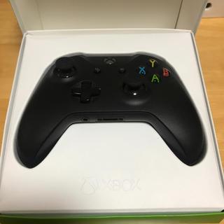 エックスボックス(Xbox)のXbox コントローラー  PC接続可能 xbox ONE(家庭用ゲーム機本体)