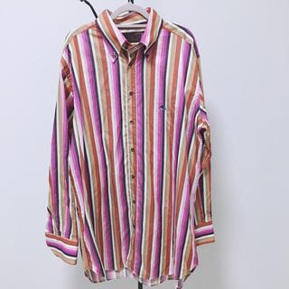 エトロ(ETRO)のETRO ストライプシャツ 長袖(シャツ)